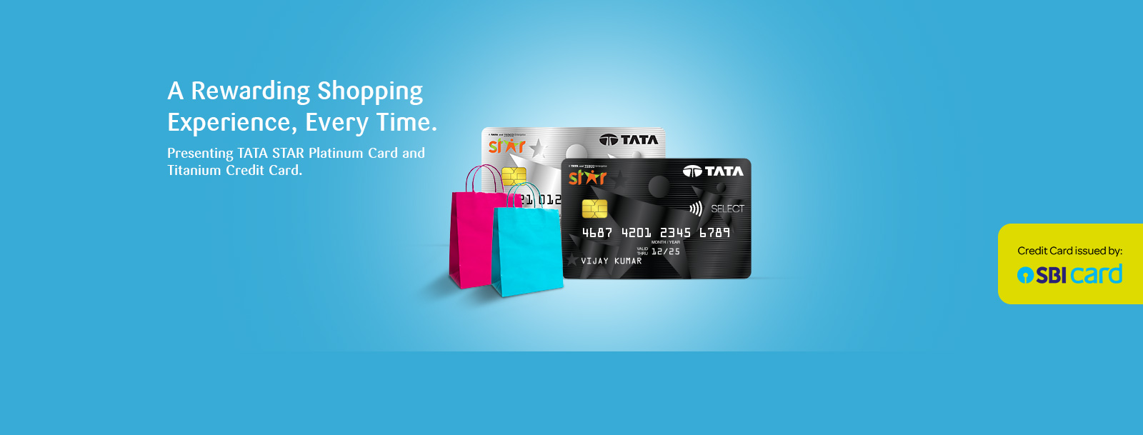 Home | Tata Card